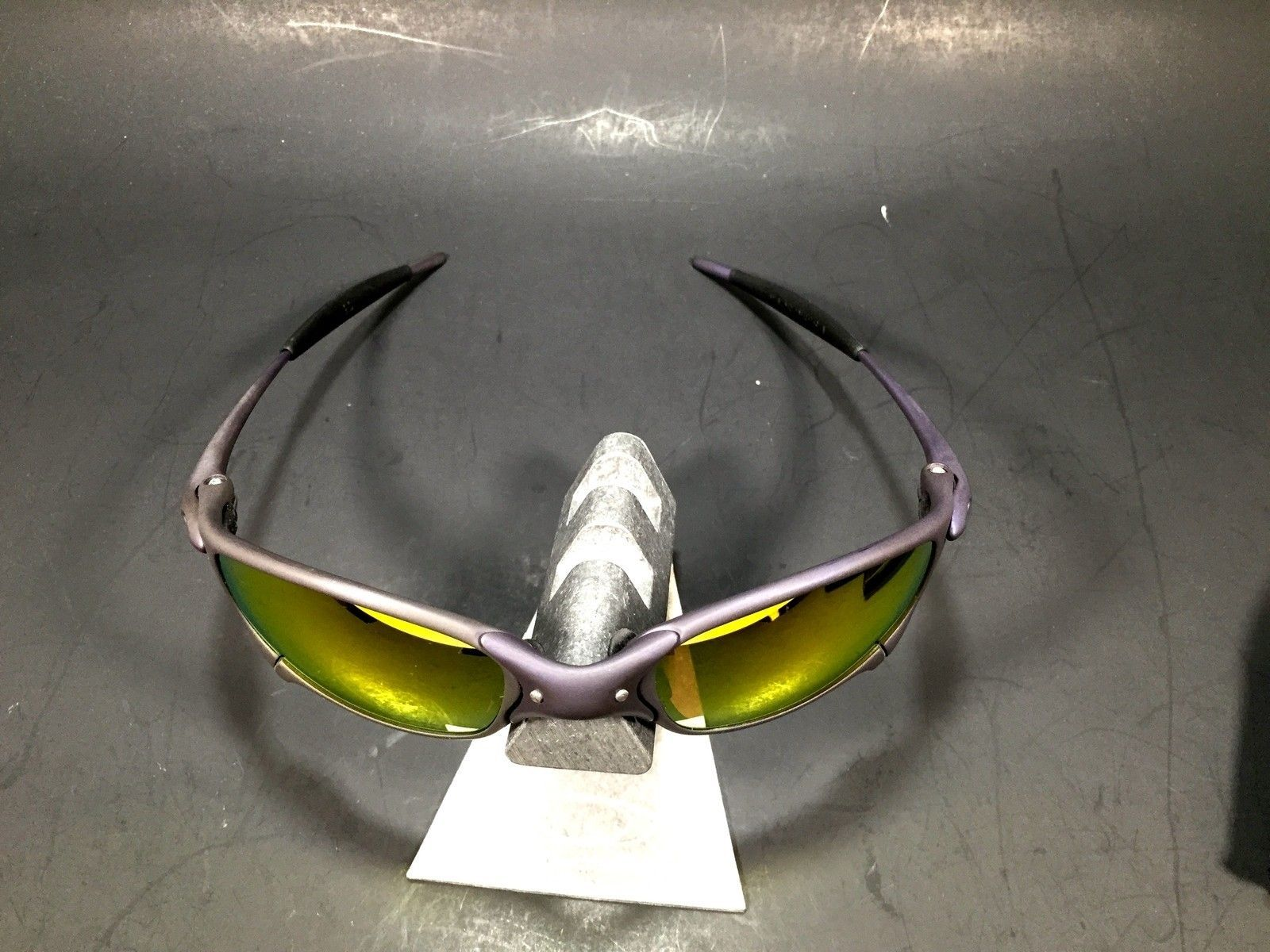 Anodized Purple X Metal Juliet w/ Fire Lenses $299 - IMG_2157.JPG
