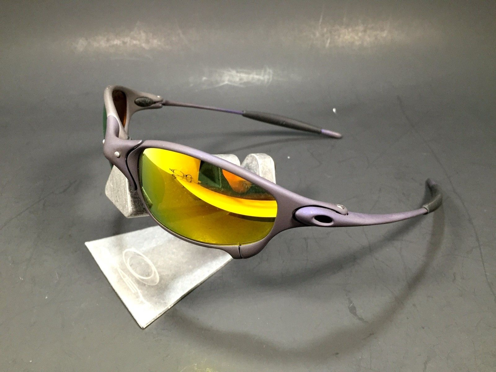Anodized Purple X Metal Juliet w/ Fire Lenses $299 - IMG_2158.JPG