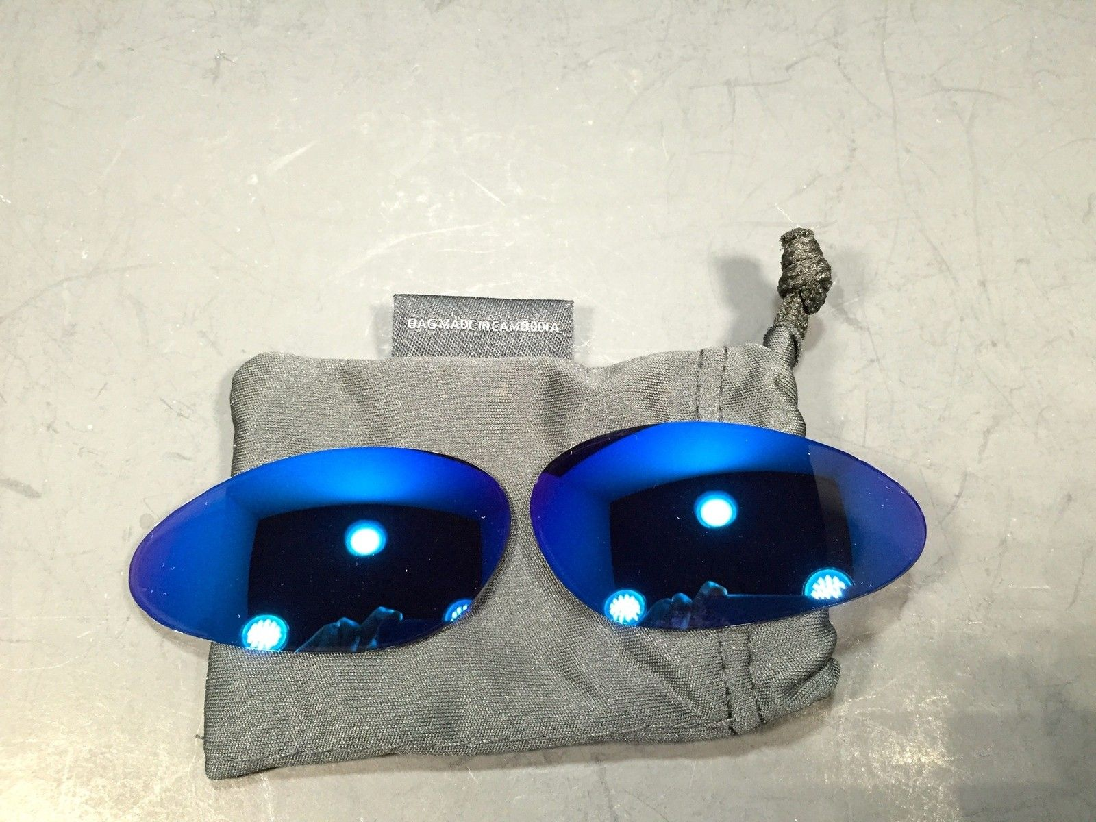 Numerous Custom Lenses  from Oakley Donors/ Some cut, Some Uncut - IMG_2163.JPG