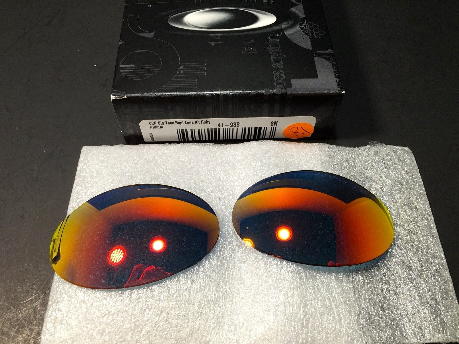 Numerous Custom Lenses  from Oakley Donors/ Some cut, Some Uncut - IMG_2193.JPG