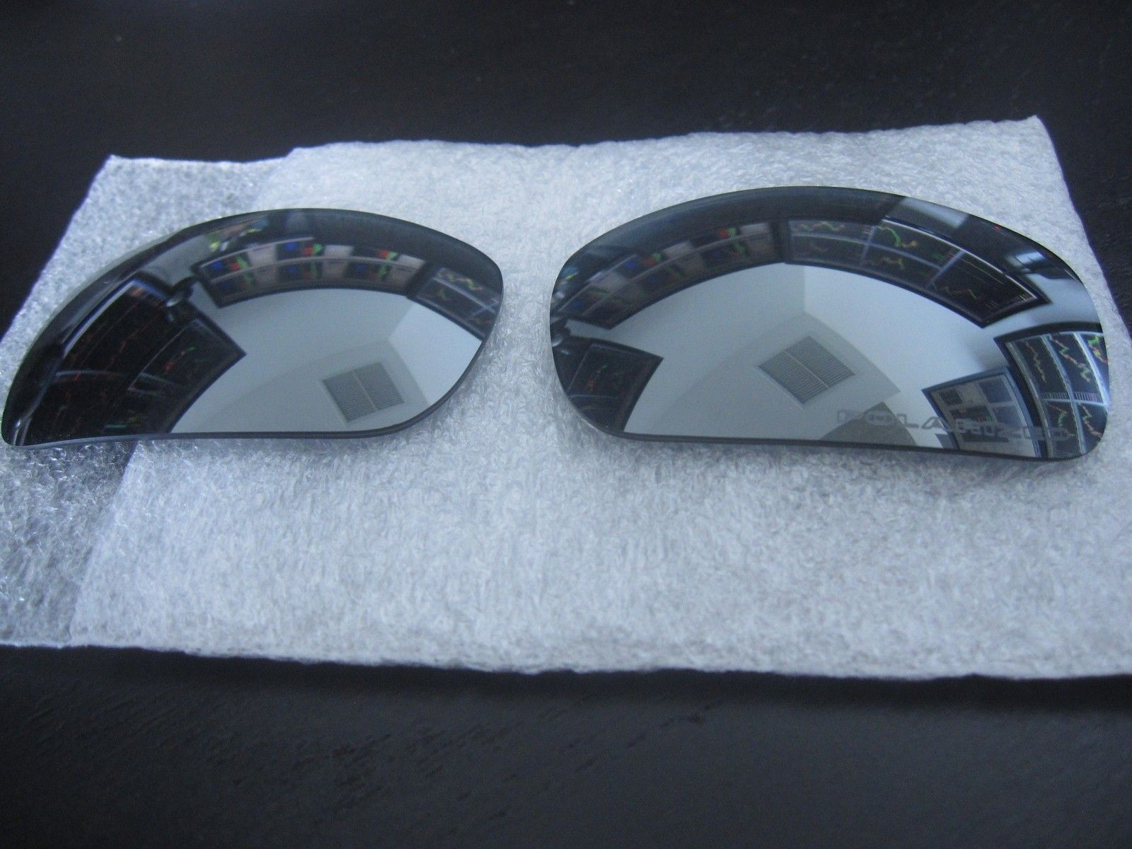 X-Squared Black iridium Polarized OEM lenses -not cut- BRAND NEW - IMG_2270.JPG