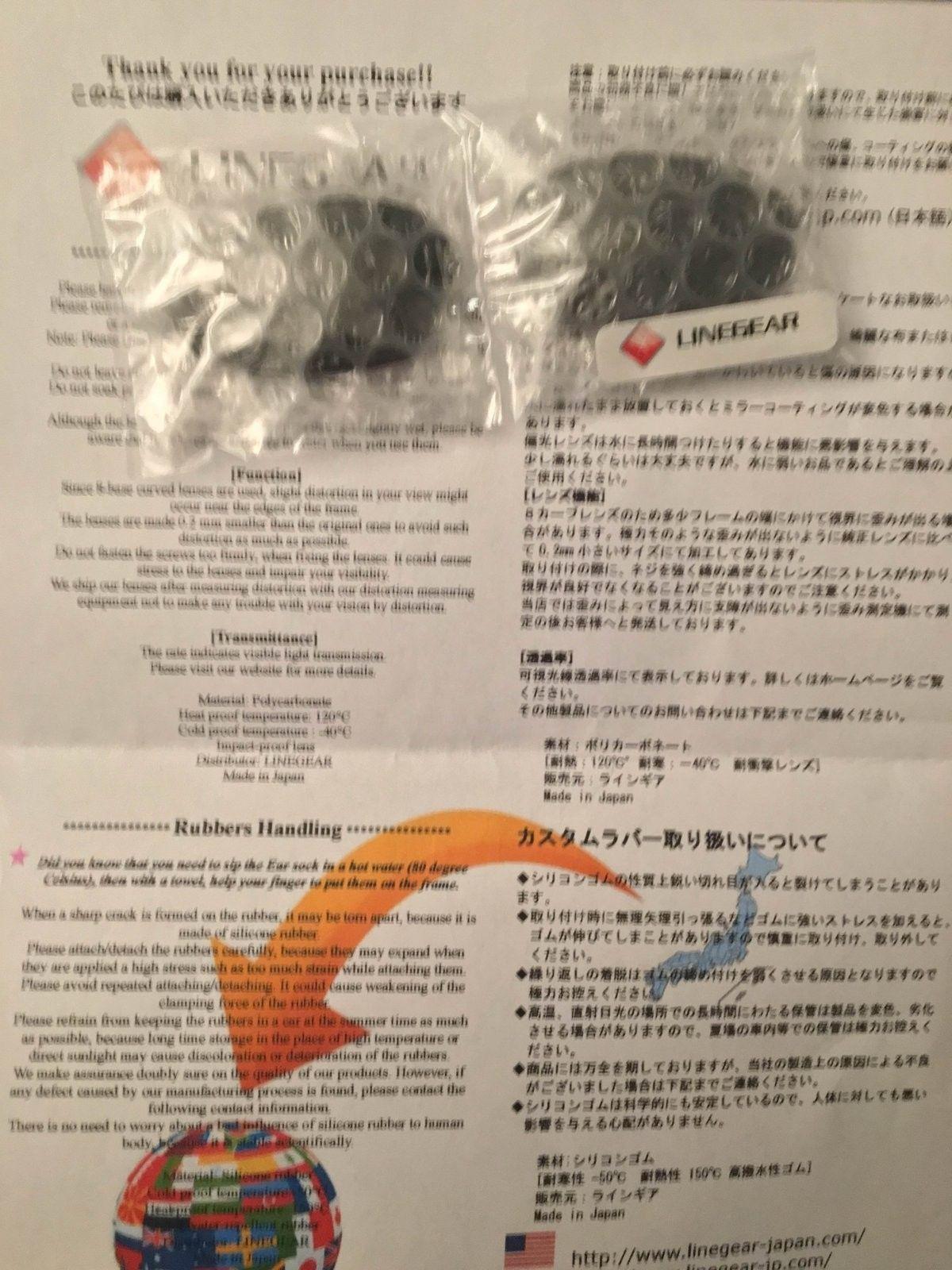 Linegear Oakley Juliet NXT Lens Review - IMG_2333.JPG