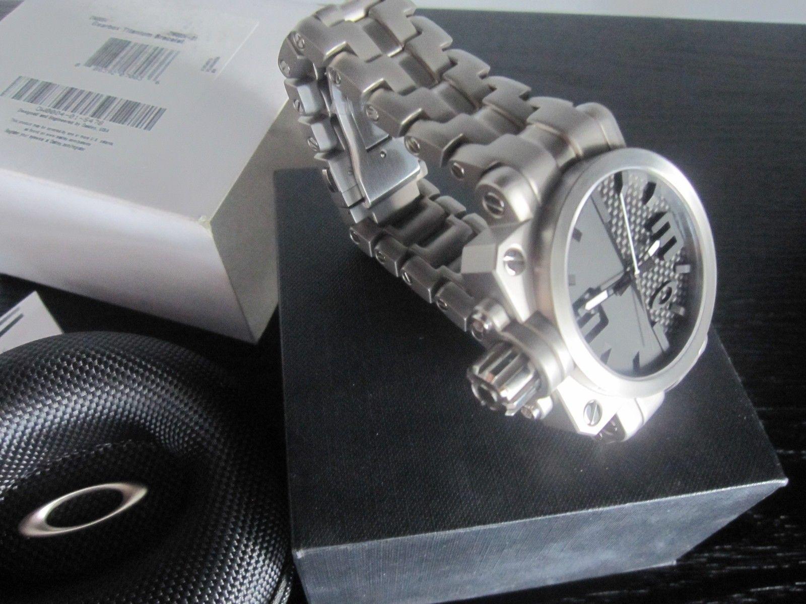 BNIB Gearbox Titanium Bracelet Watch - OW0004-01 - IMG_2498.JPG