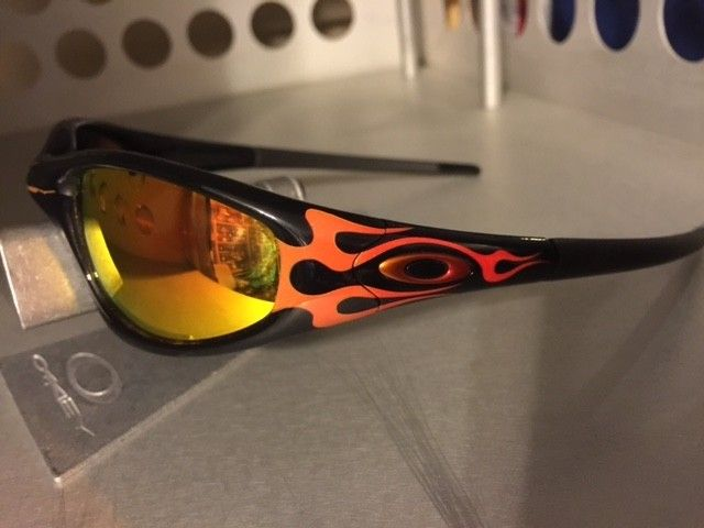 Straight Jacket Jet Black w/ Orange Flames Polarized - IMG_2604.JPG