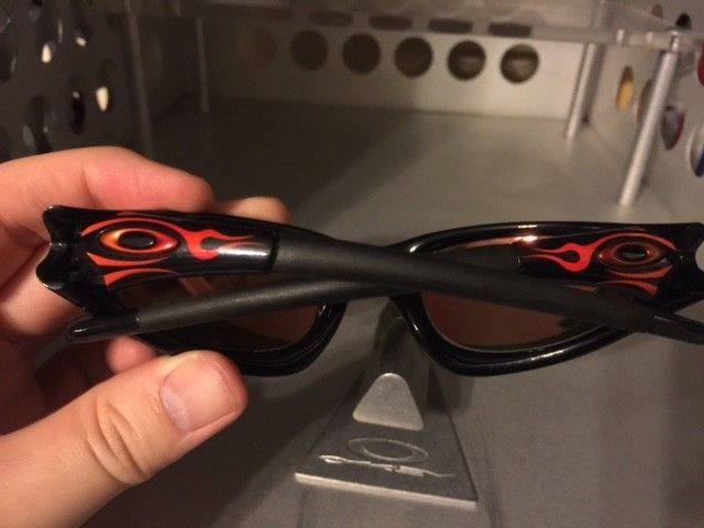 Straight Jacket Jet Black w/ Orange Flames Polarized - IMG_2606.JPG