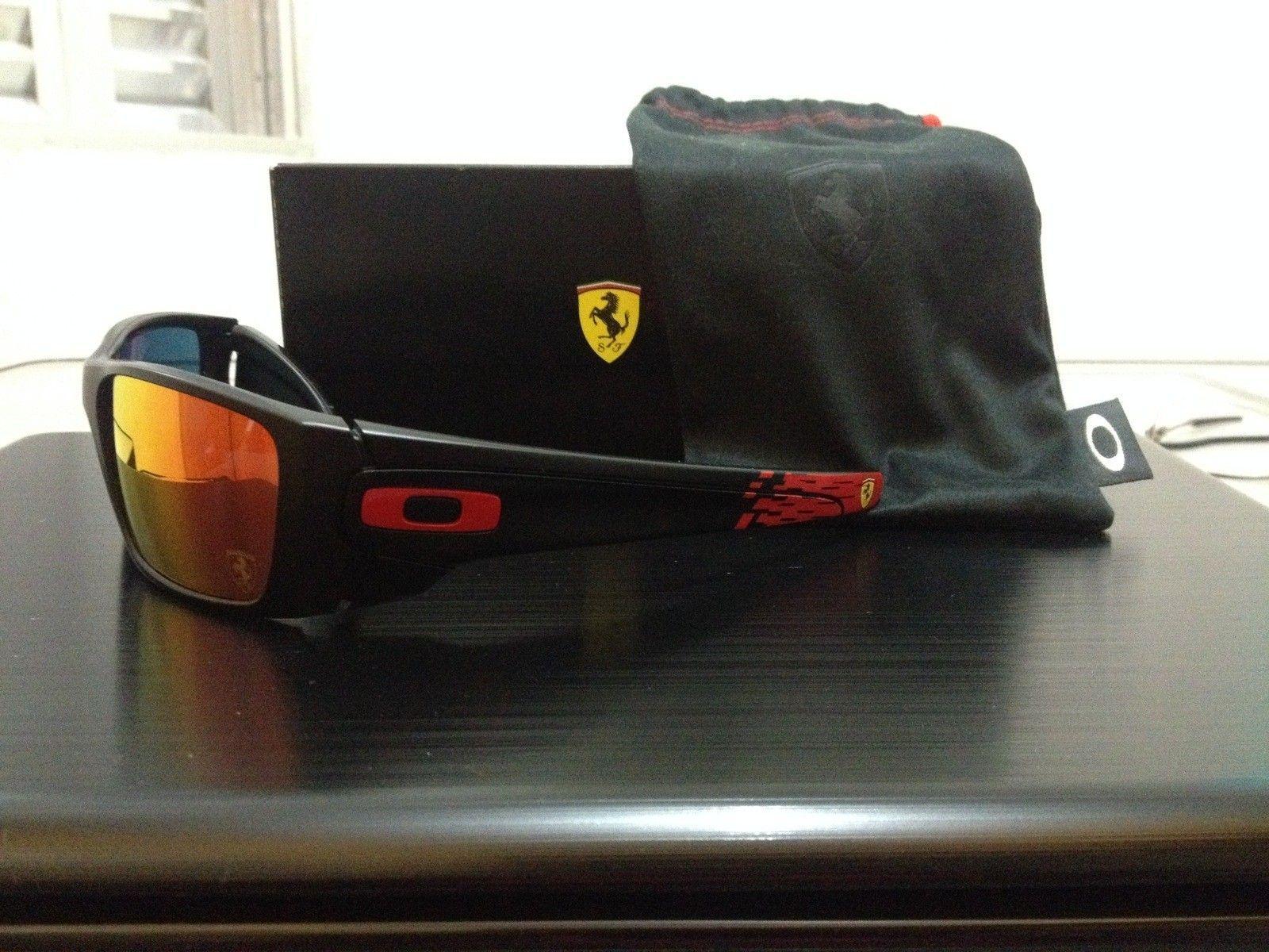 718b468737 Lentes Oakley Fuel Cell Ferrari
