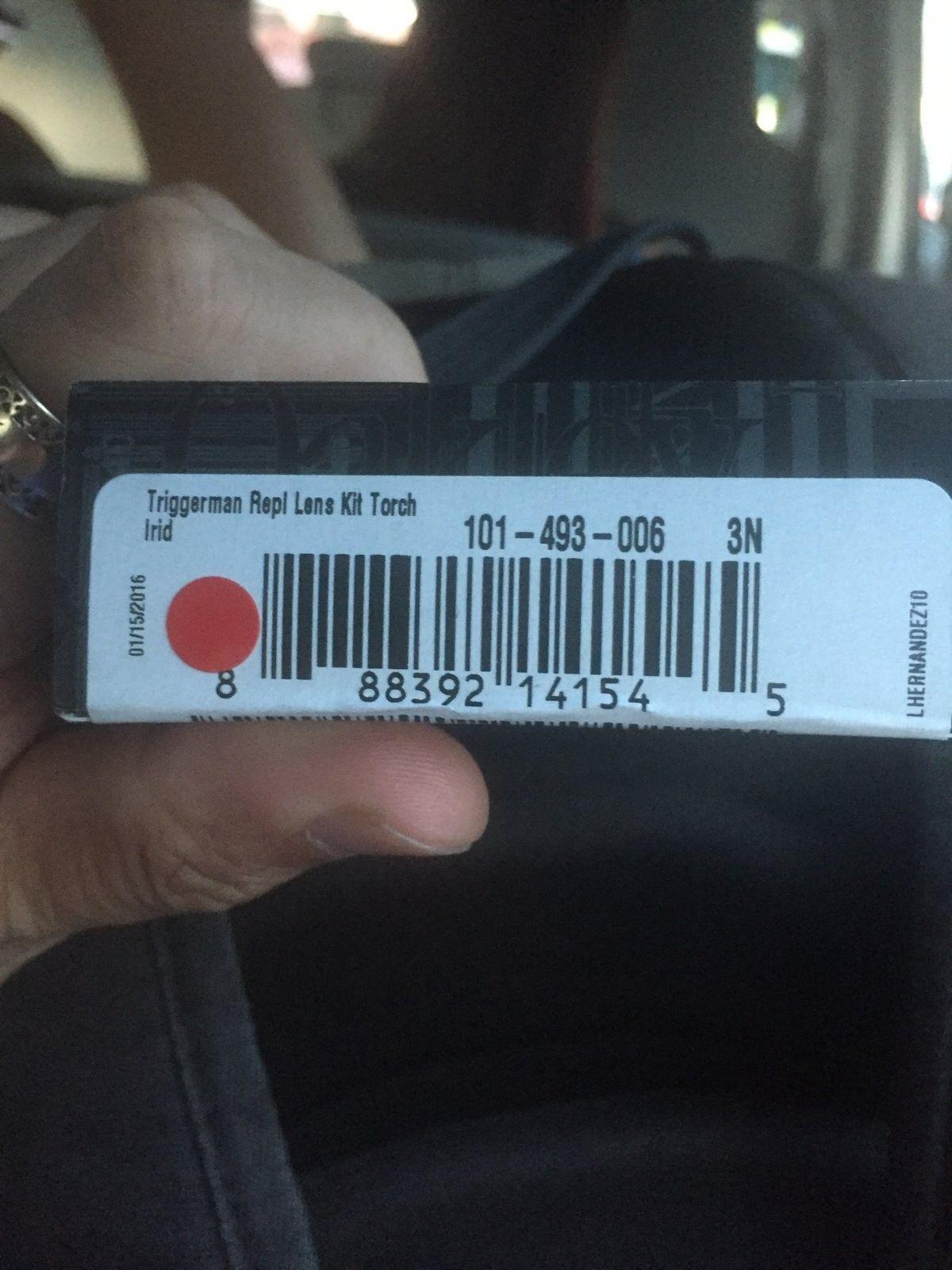 Custom Cut Torch Iridium Lens - Penny XM - IMG_2778.JPG