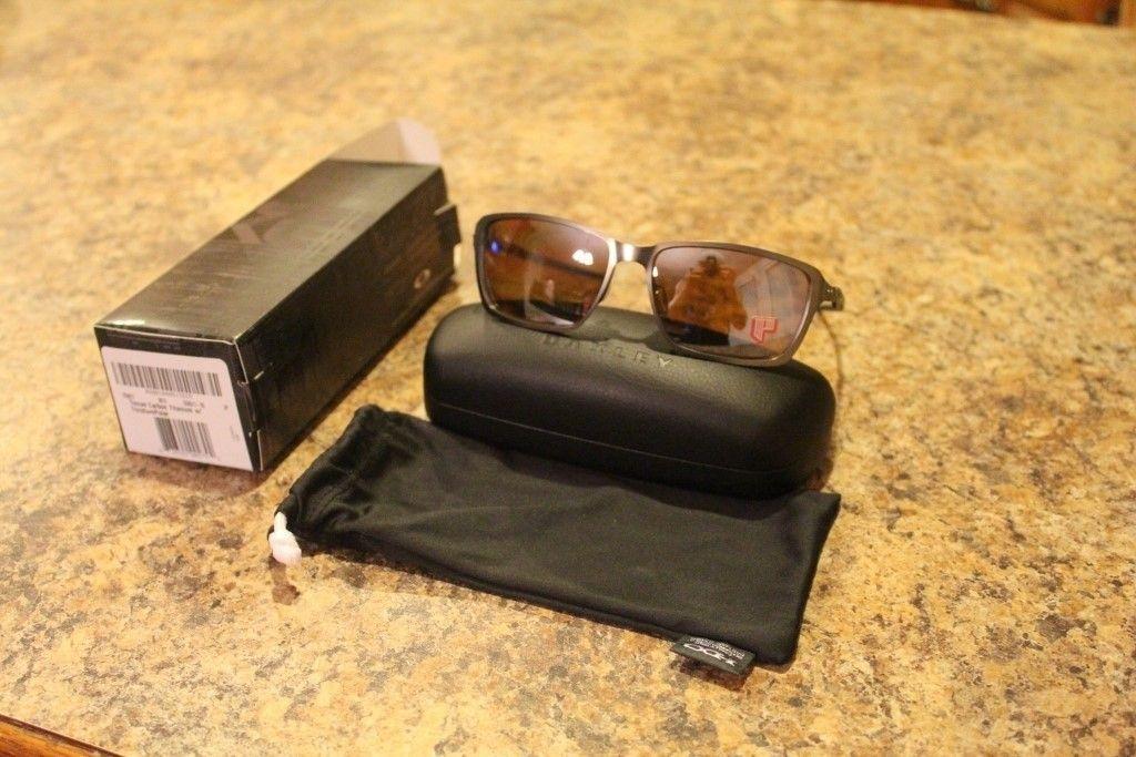 New in box Oakley Tincan Carbon Titanium with Titanium Iridium Polarized Lenses - IMG_2874 (1024x683).jpg