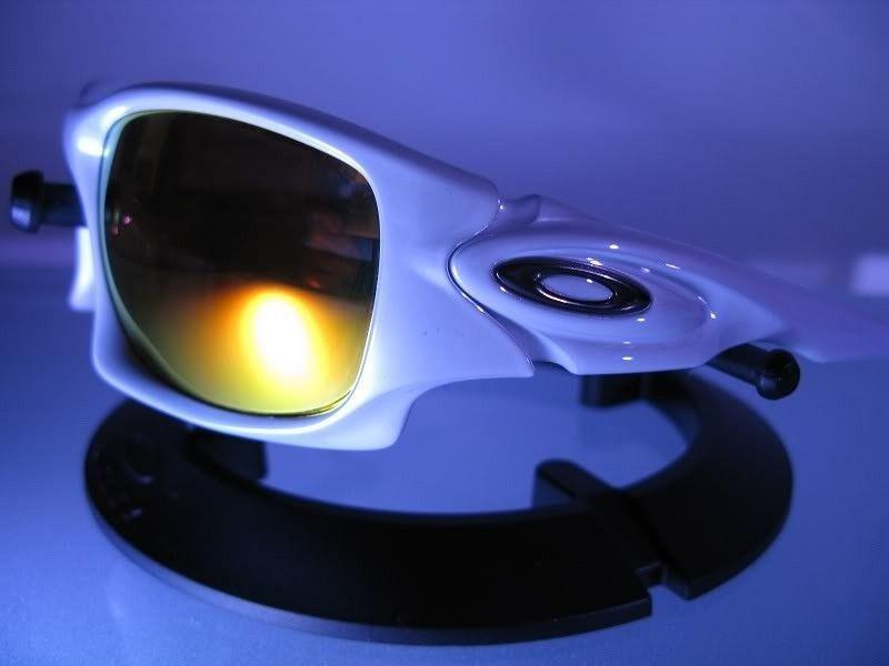 FS/FT:  White CHROME Ten With Lens Options - IMG_28742.jpg