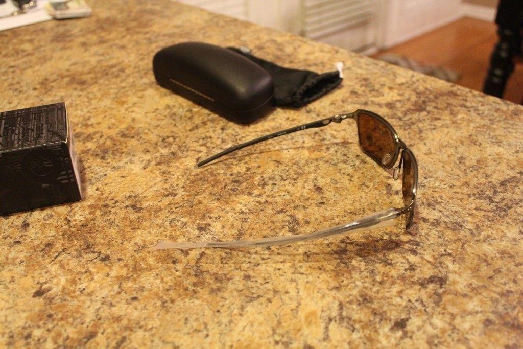 New in box Oakley Tincan Carbon Titanium with Titanium Iridium Polarized Lenses - IMG_2878 (1024x683).jpg