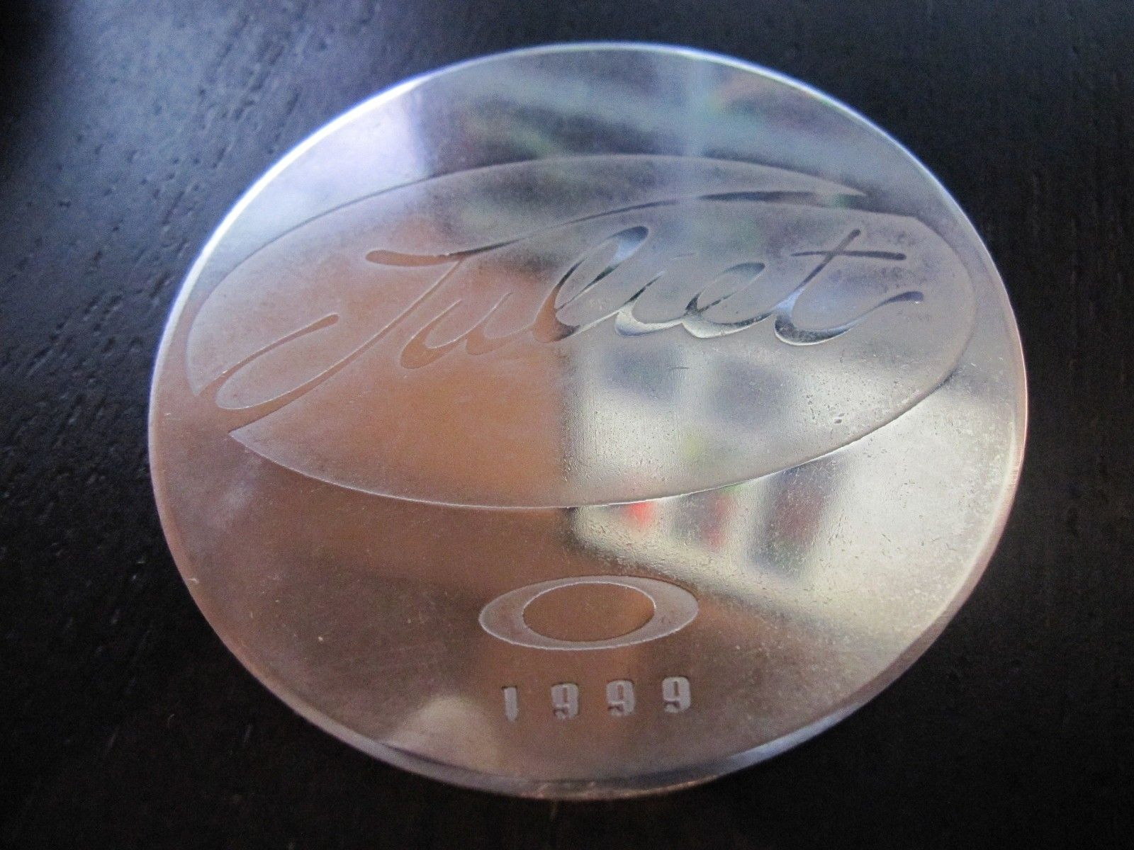Polished (not sanded) Juliet Coin - SOLD !!! - IMG_2953.JPG