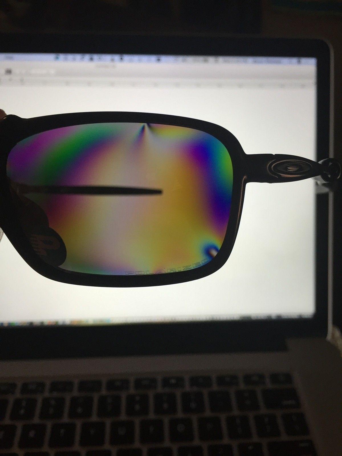 Just purchased some Oakley Badman glasses.  Fake? - IMG_3075.jpg