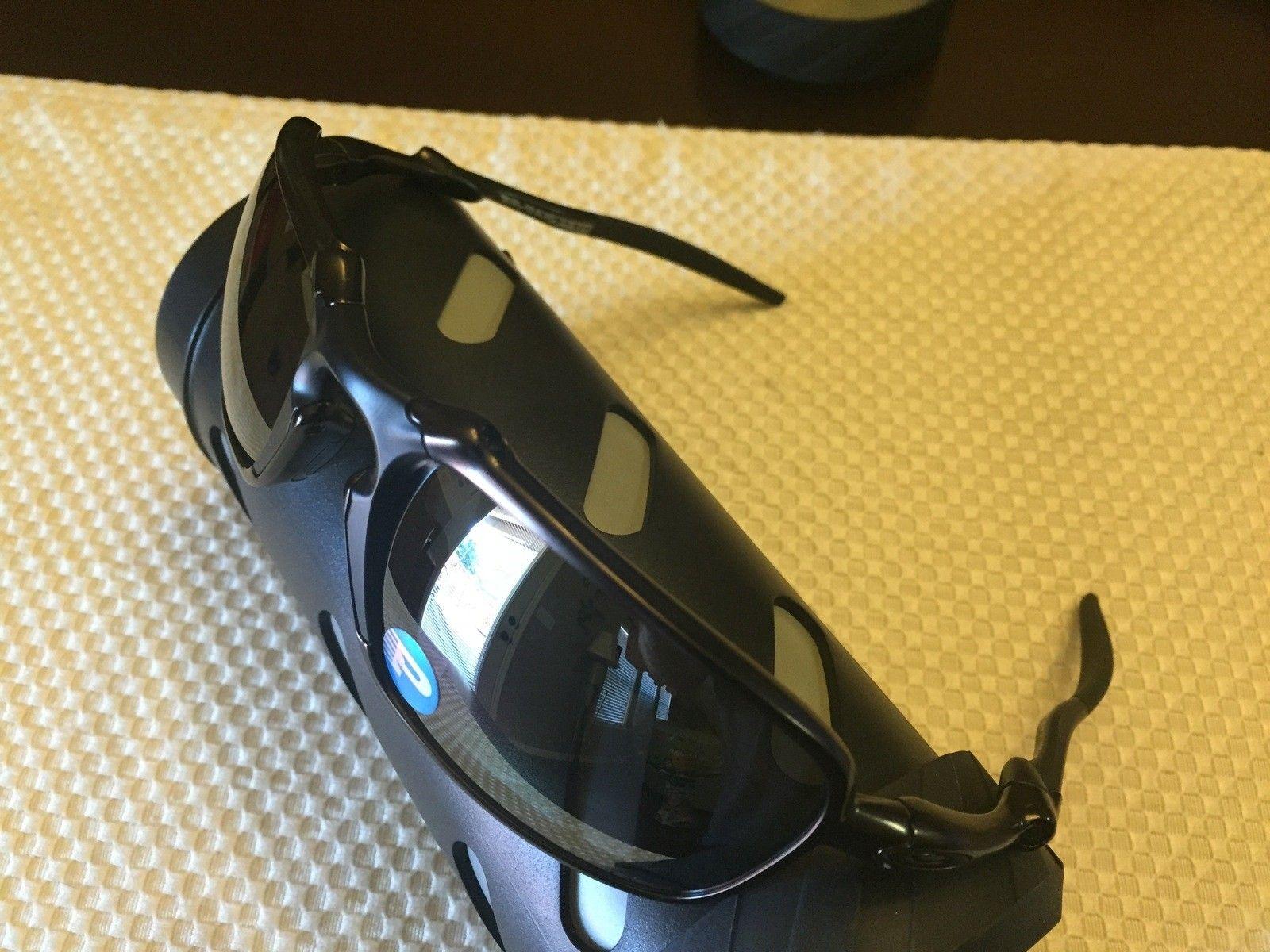 Just purchased some Oakley Badman glasses.  Fake? - IMG_3076.JPG