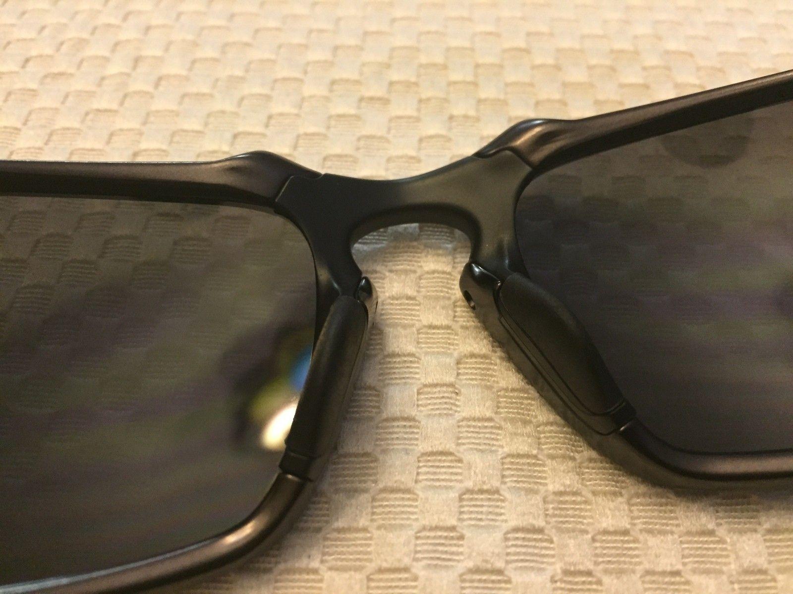 Just purchased some Oakley Badman glasses.  Fake? - IMG_3084.JPG