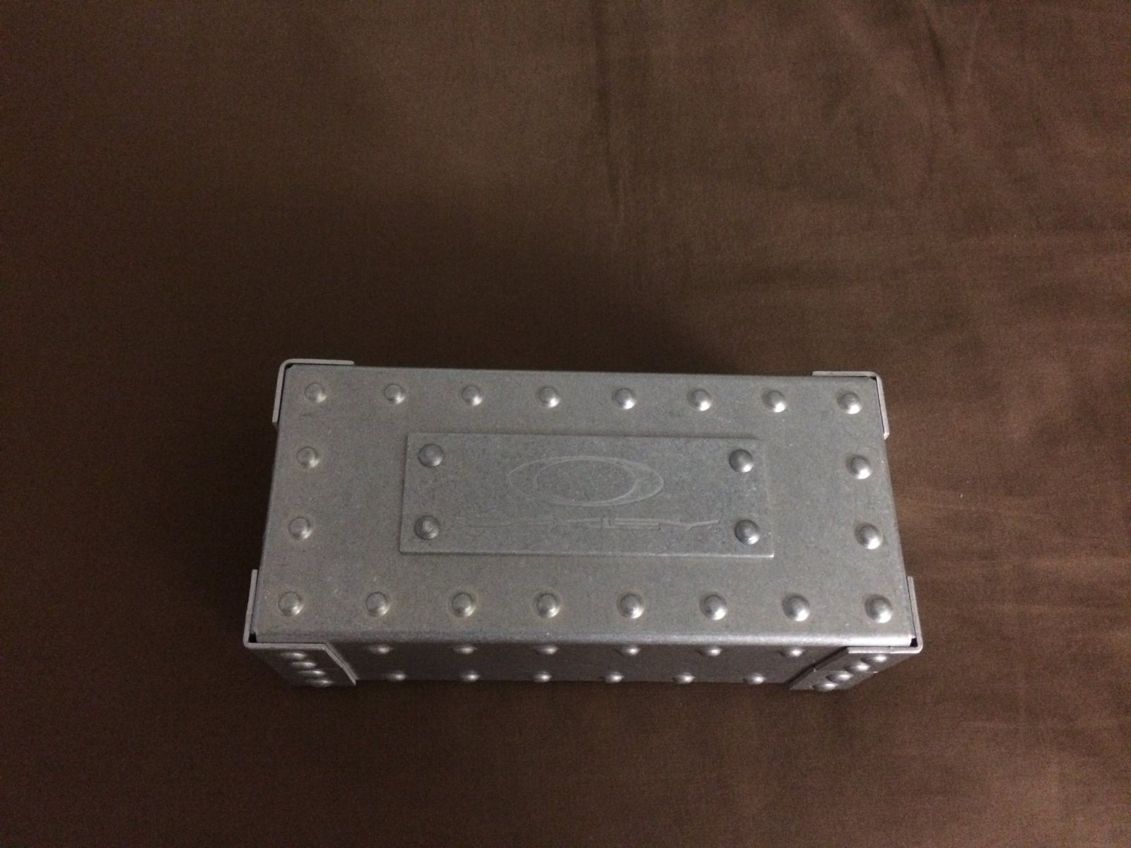 Price drop-Medium O-Metal Vault (Vintage) - IMG_3155.JPG