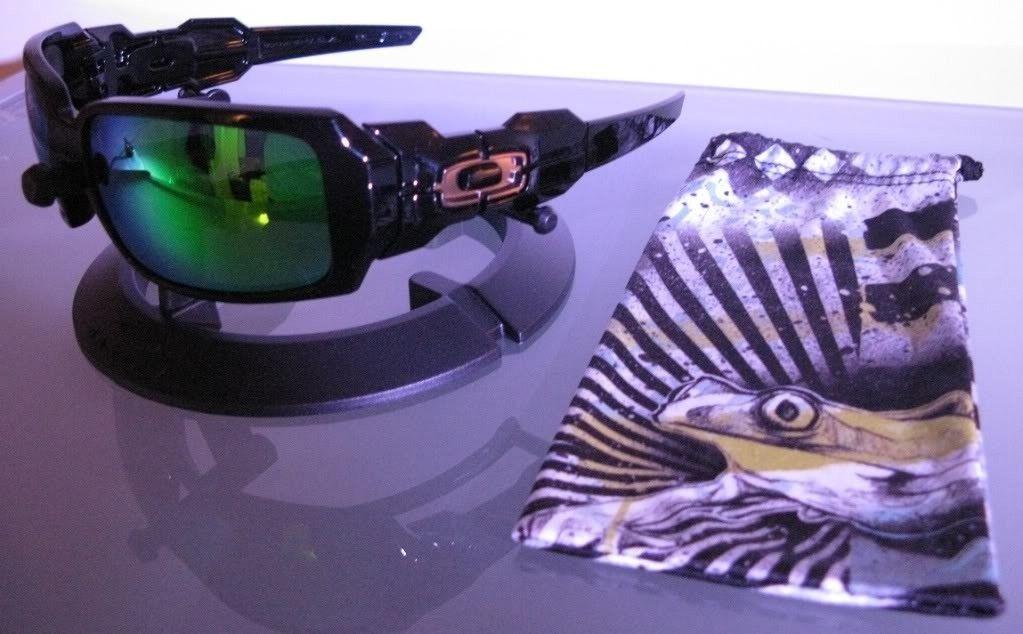 Oil Drum II Polished Black/VL Emerald Iridium Lenses/Sulphur Bag! Price Drop!!! - IMG_32312.jpg