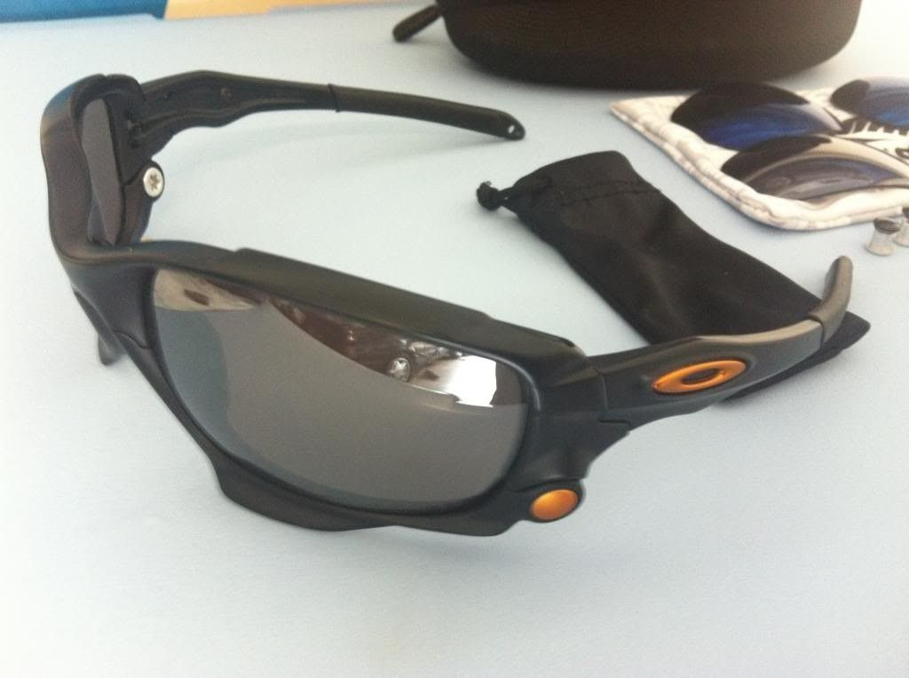 Racing Jacket - Matte Black W/3 Lenses, 4 Bolts, 6 O-icons - IMG_3251_zpsfbbb523f.jpg