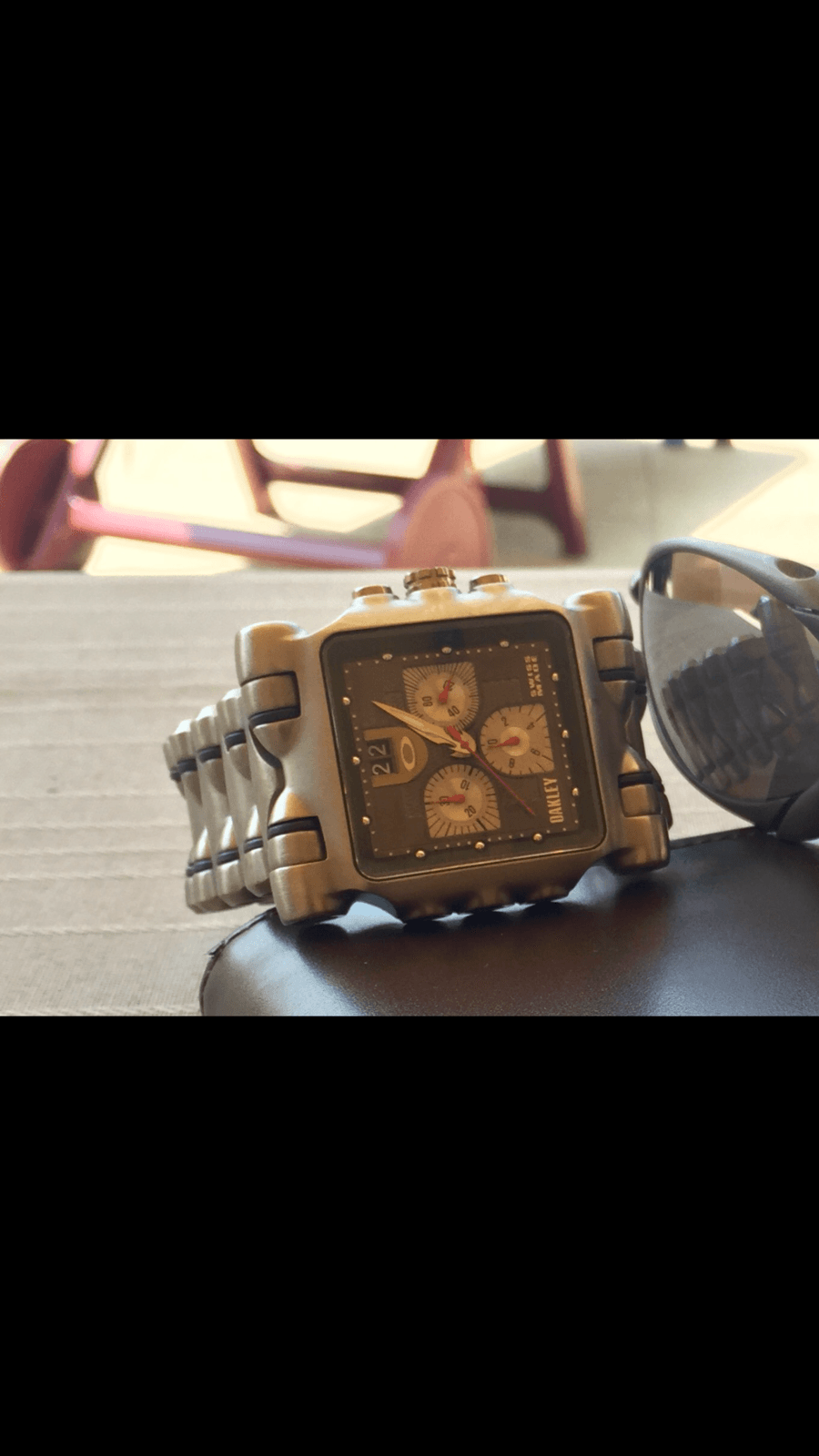 Oakley Minute Machine Buy « Heritage Malta a879f5f08a