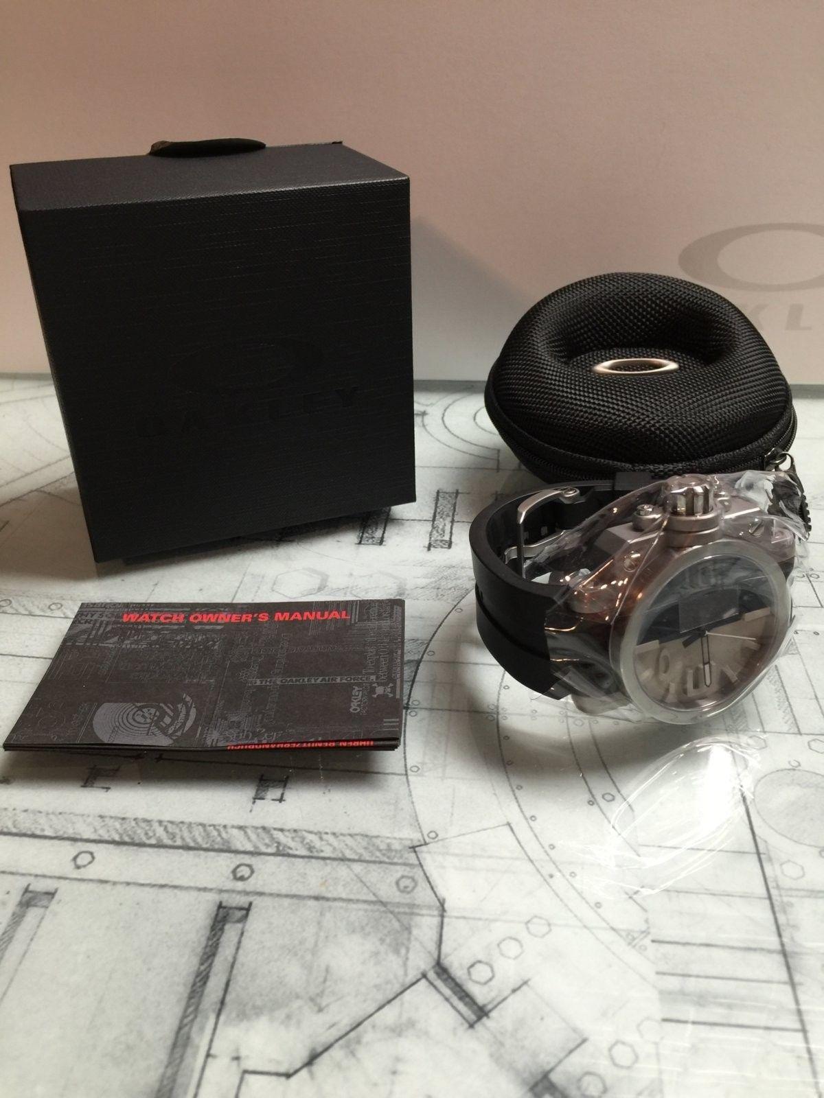 BNIB Brushed/Black/Tan GEARBOX watch - IMG_3299.JPG