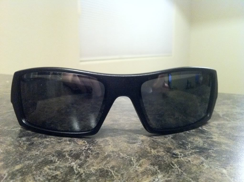For Sale: Polarized Gascan's Matte Black/Black Iridium - IMG_3308.jpg
