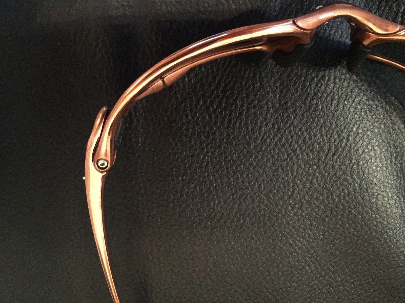 Custom Copper Plated Juliet w/ Custom Jade Polar Oakley Lenses - IMG_3337.jpg