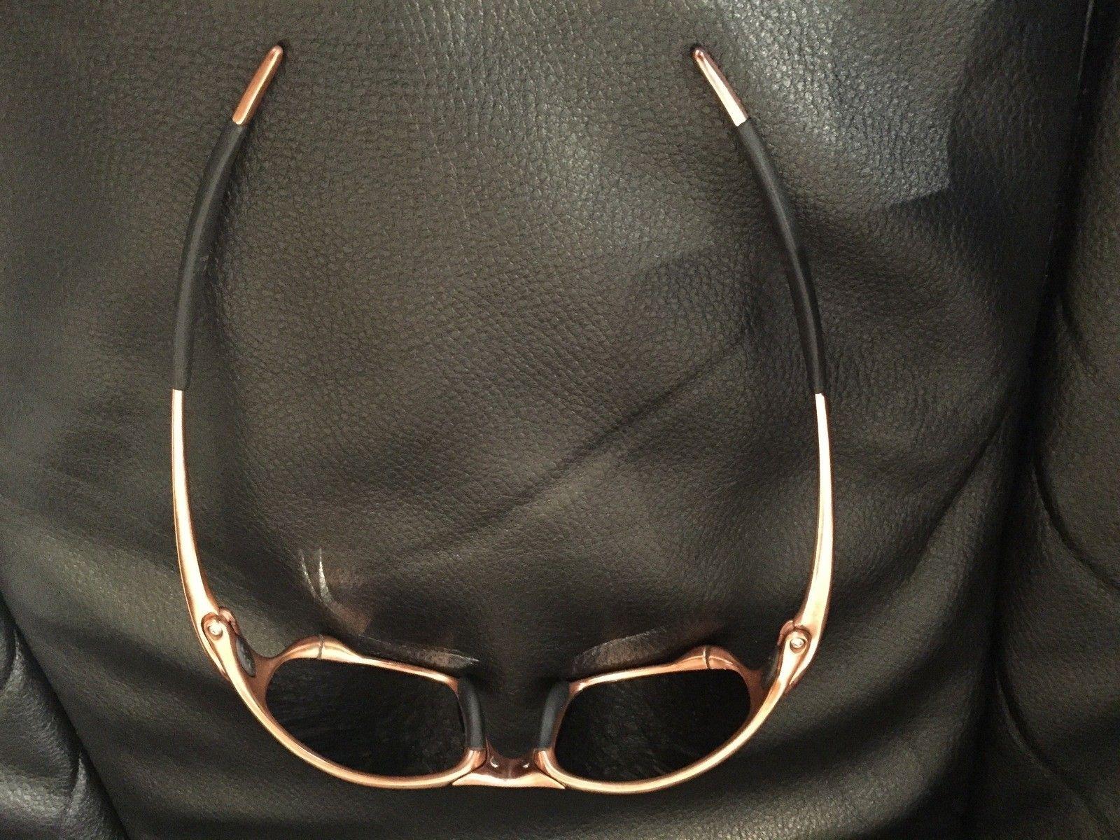 Custom Copper Plated Juliet w/ Custom Jade Polar Oakley Lenses - IMG_3338.jpg