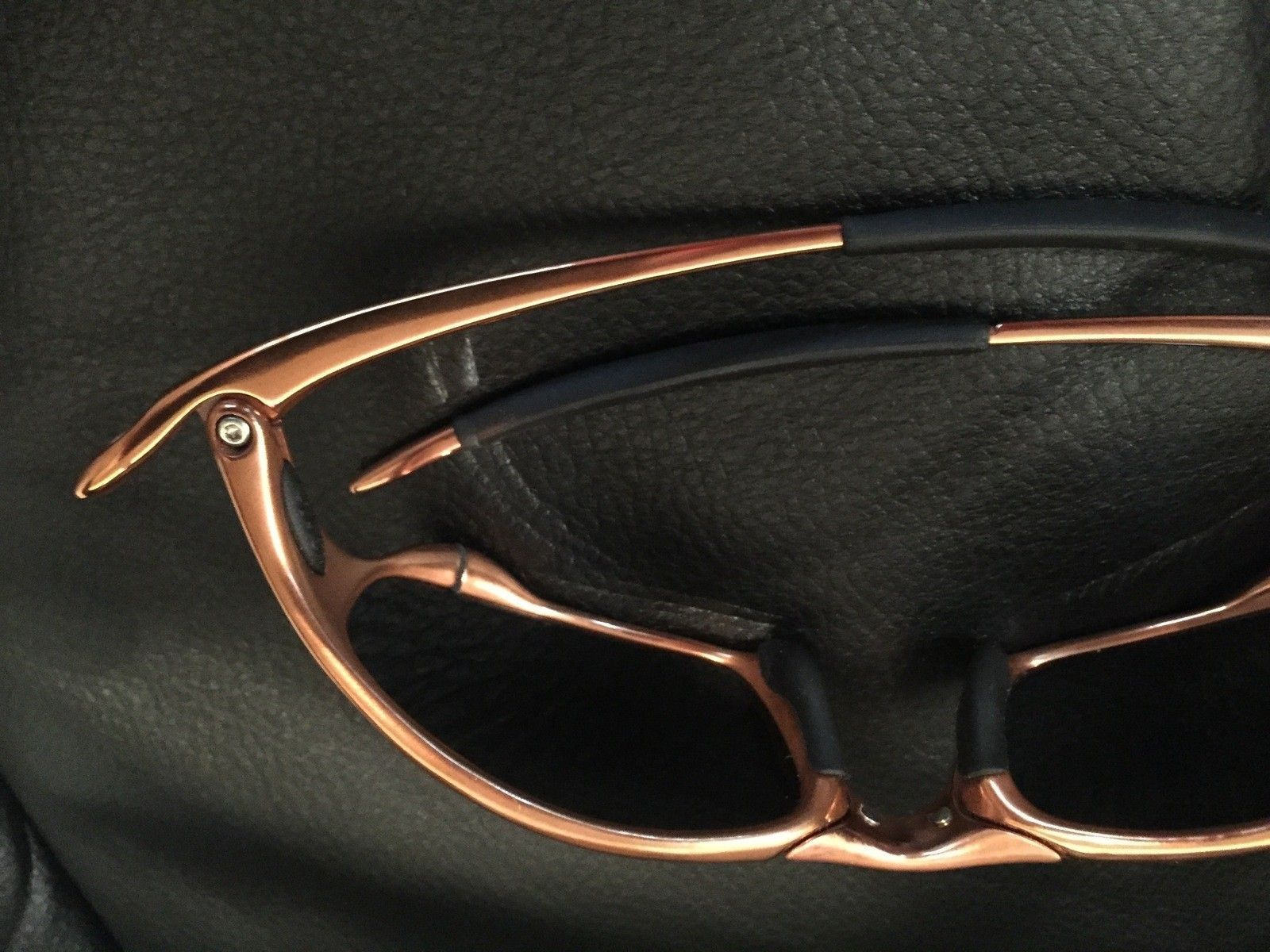 Custom Copper Plated Juliet w/ Custom Jade Polar Oakley Lenses - IMG_3340.jpg