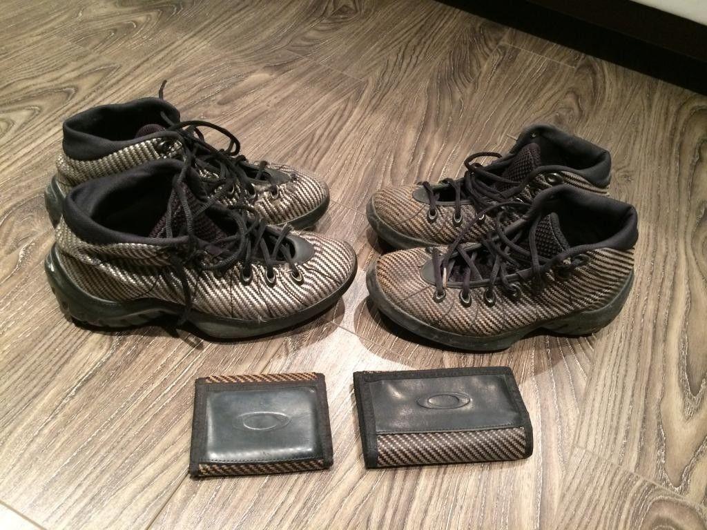 Oakley Shoe One and Kevlar Wallet - IMG_3504_zpse2482f69.jpg