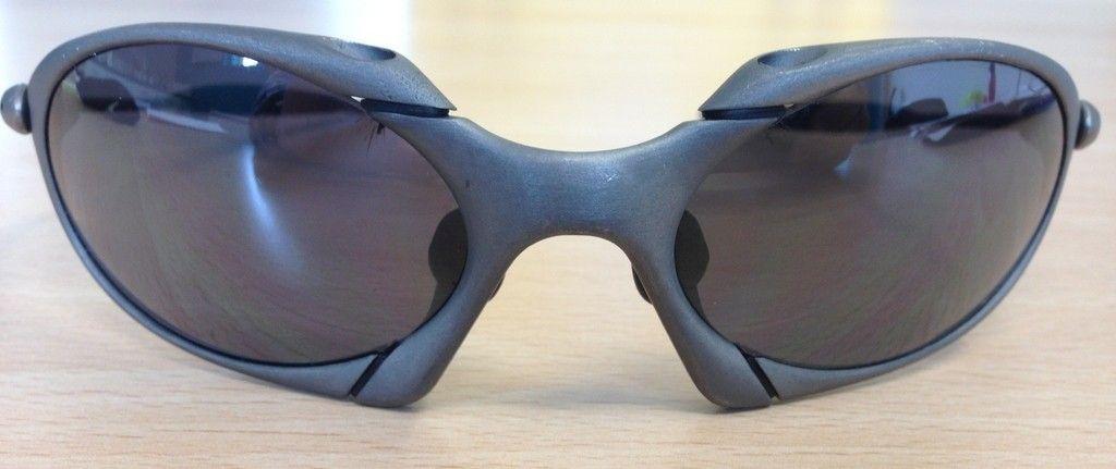Oakley Romeo 1 X metal Black Iridium - IMG_3837_zpsk44xadbj.jpg