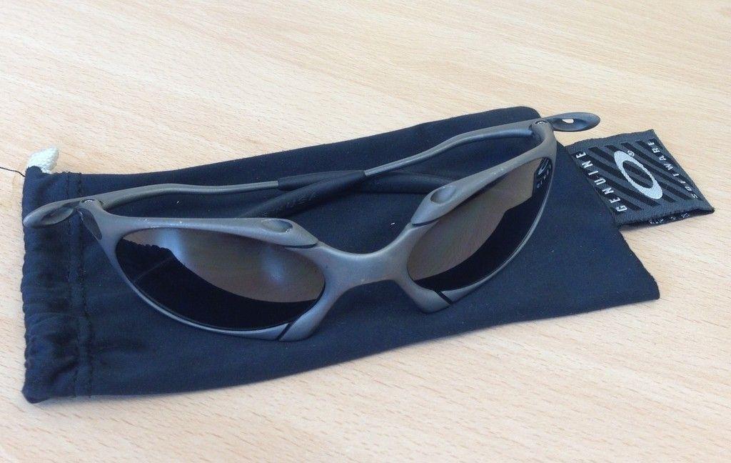Oakley Romeo 1 X metal Black Iridium - IMG_3845_zpst0r765um.jpg