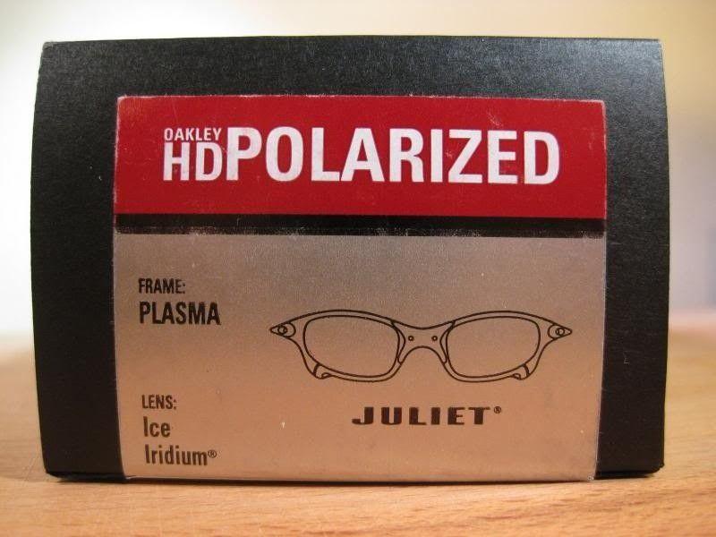 NIB Juliet Plasma W/ Ice Iridium Polarized - IMG_3886.jpg