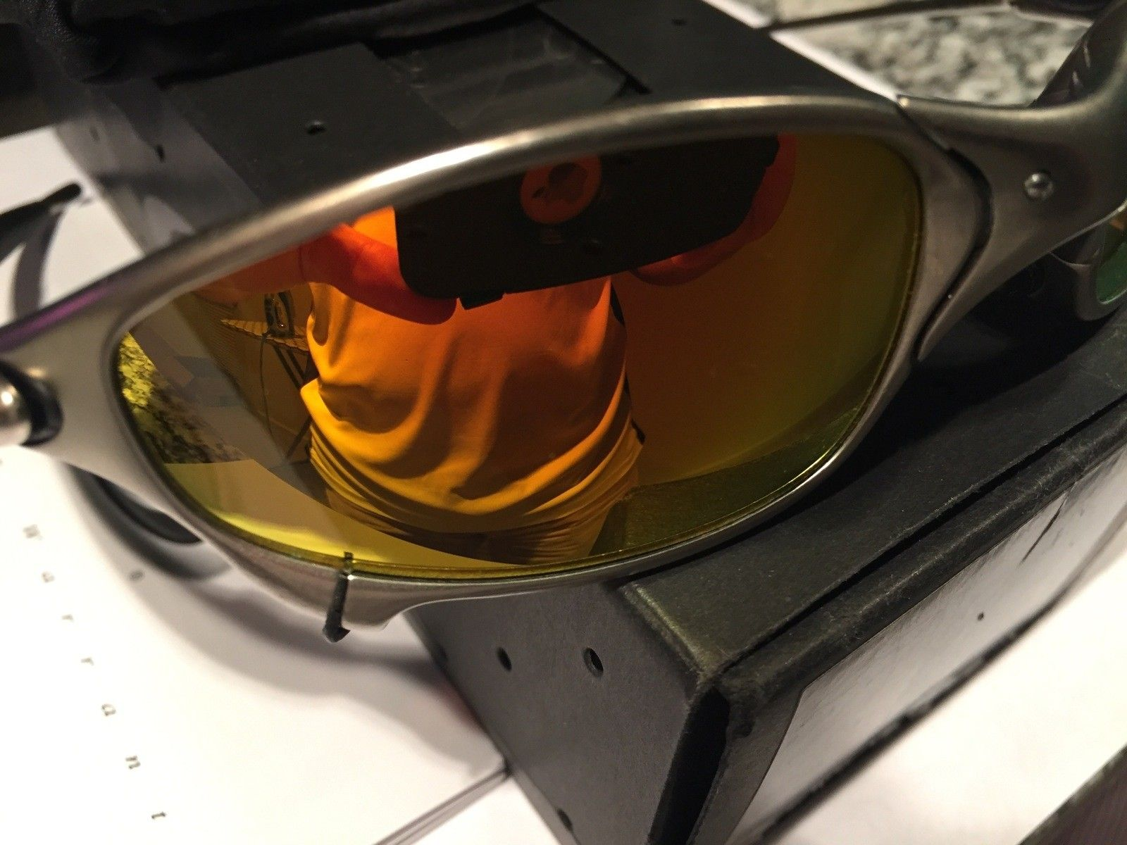 Juliet Plasma Ice serial w/ OEM Fire Lenses w/ box - IMG_4013.jpg