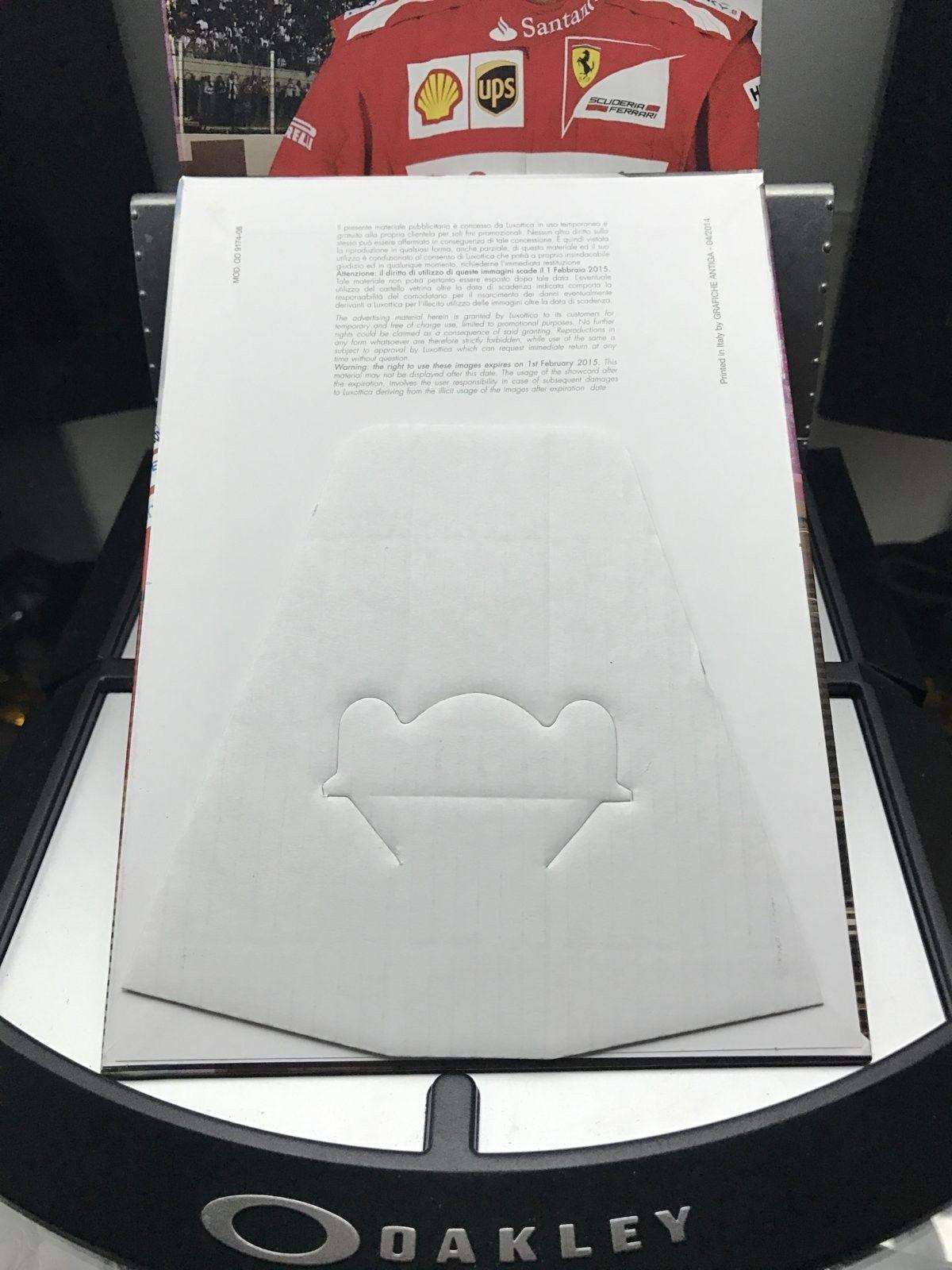 Two Ferrari card display's - IMG_4223.JPG