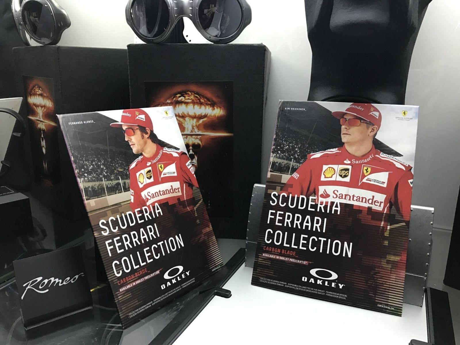 Two Ferrari card display's - IMG_4224.JPG