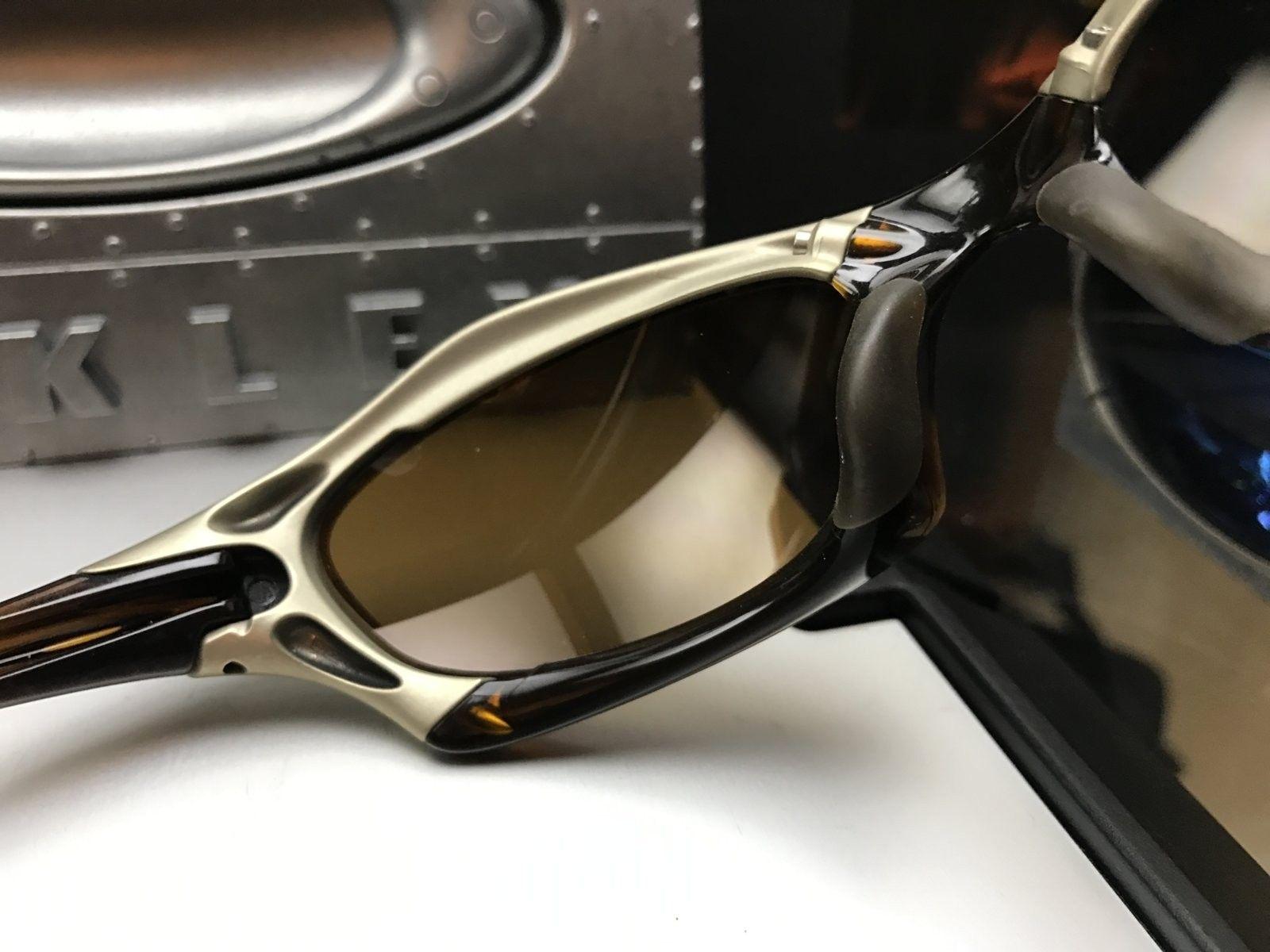 LNOB Splice Platinum - Rootbeer w/ Gold Iridium SKU: 03-722-  #SOLD - IMG_4337.JPG