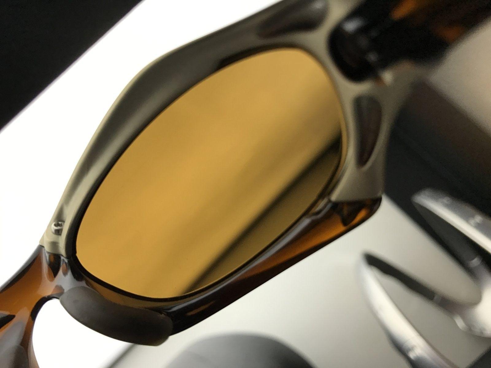 LNOB Splice Platinum - Rootbeer w/ Gold Iridium SKU: 03-722-  #SOLD - IMG_4343.JPG