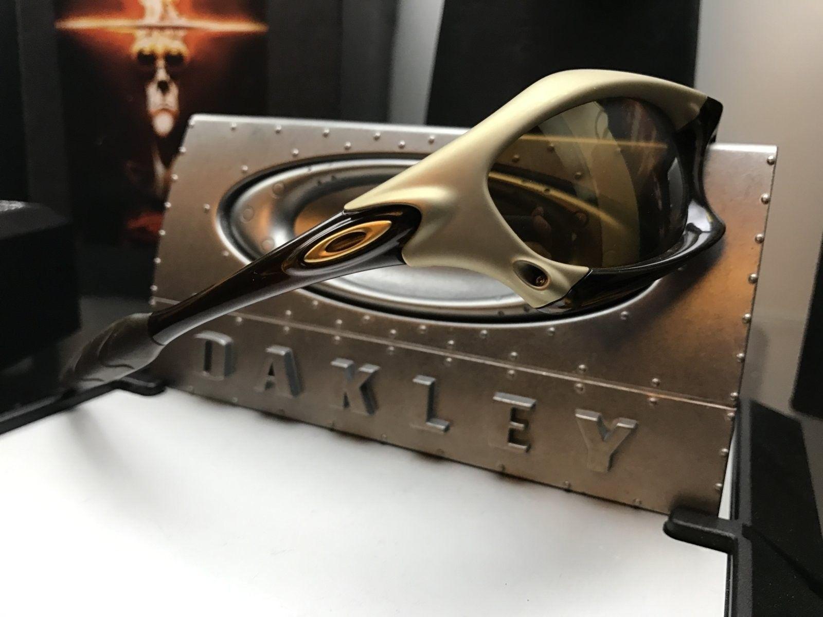 LNOB Splice Platinum - Rootbeer w/ Gold Iridium SKU: 03-722-  #SOLD - IMG_4347.JPG