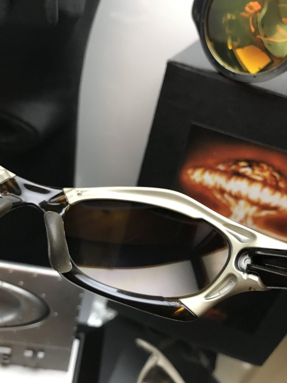 LNOB Splice Platinum - Rootbeer w/ Gold Iridium SKU: 03-722-  #SOLD - IMG_4349.JPG