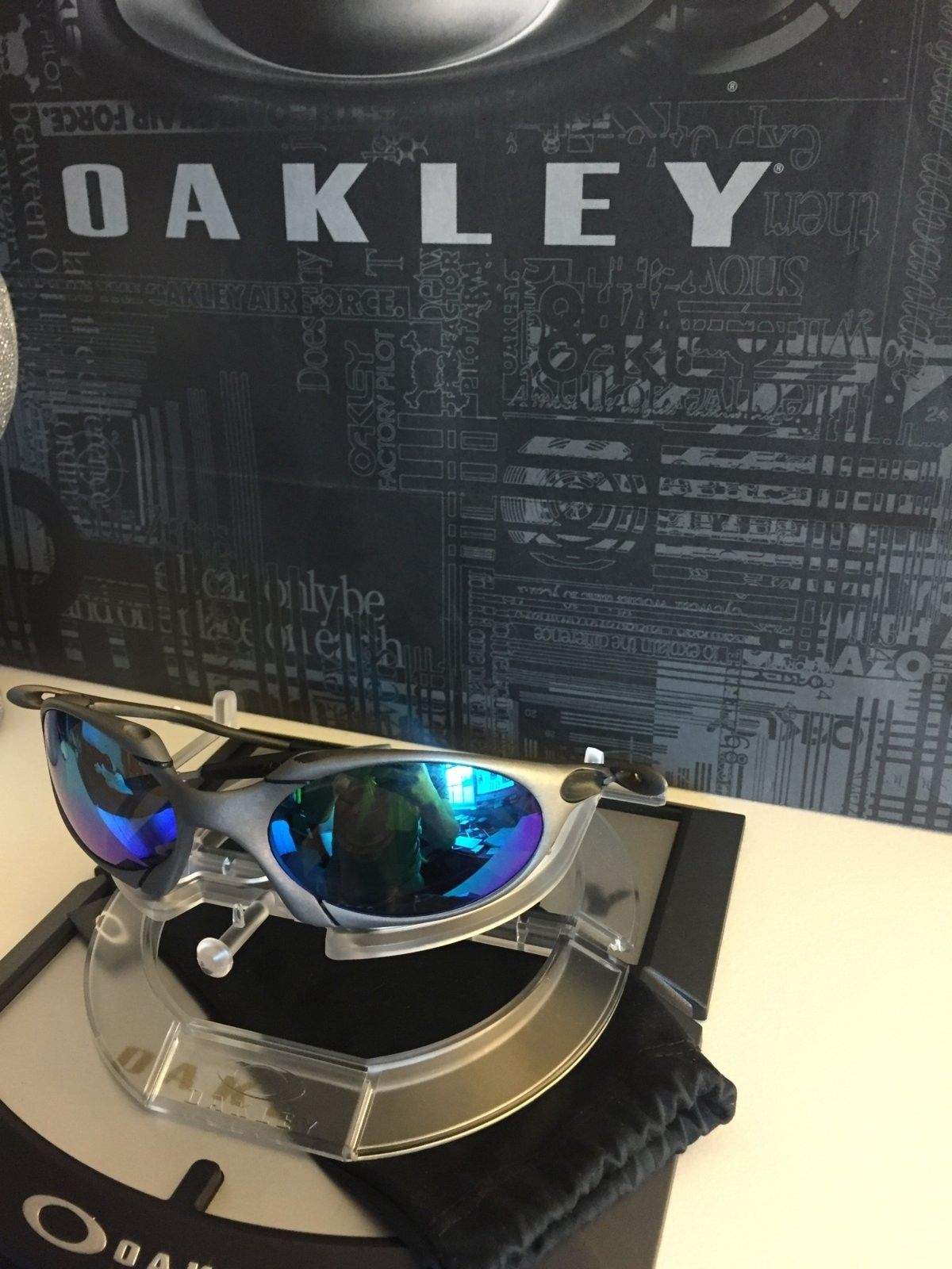 OAKLEY ROMEO 1 X METAL - IMG_4360.JPG