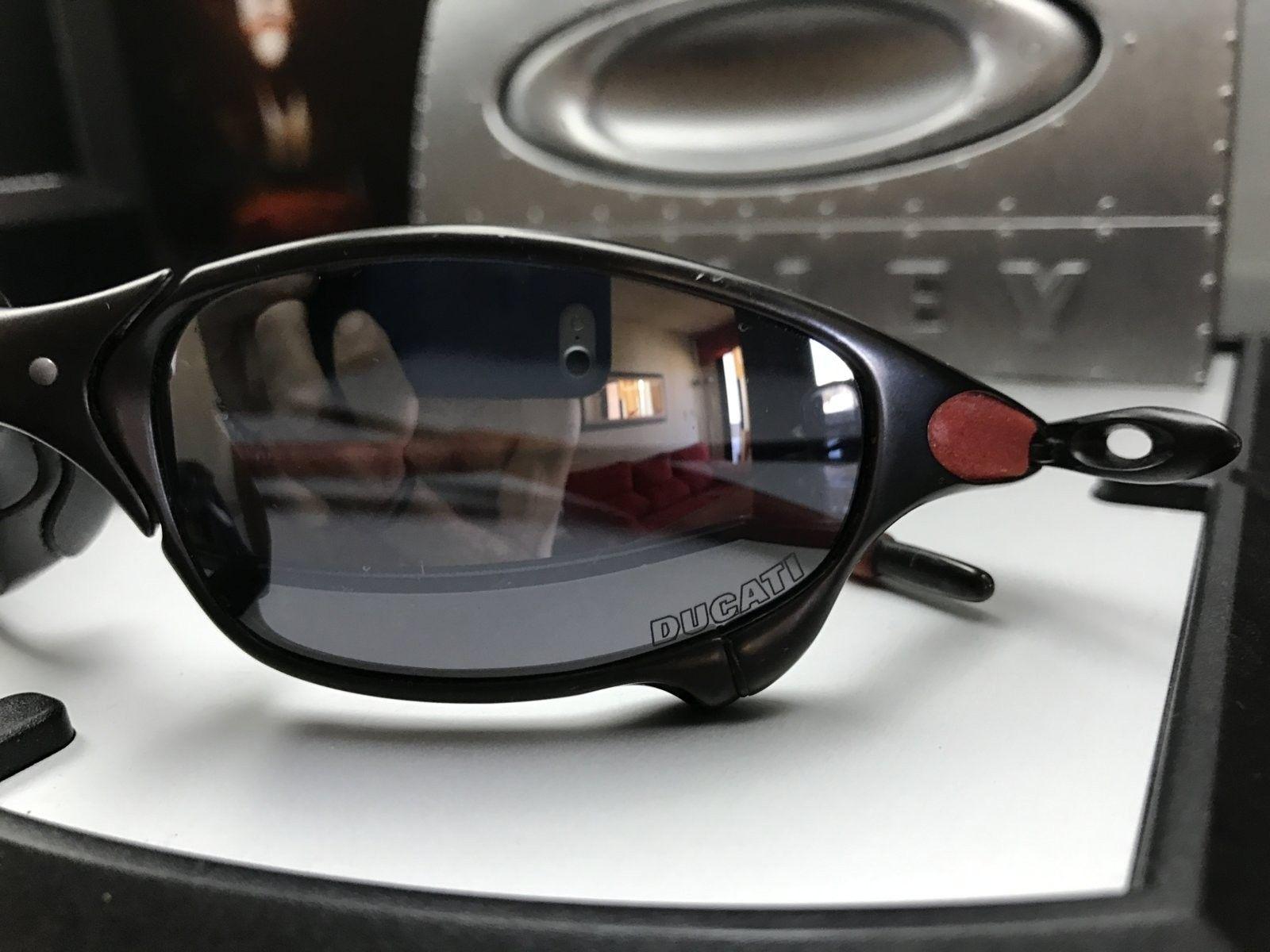"""Juliet Ducati carbon w/ black iridium 4gen """"need love"""" $260 - IMG_4379.JPG"""