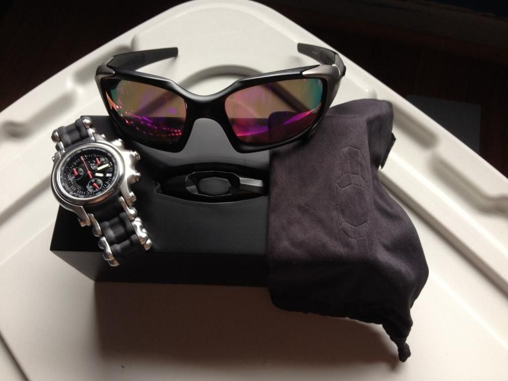 Matte Black PB1 And Black Dial SS Band Holeshot For Red Faced Minute Machine - IMG_4513.jpg