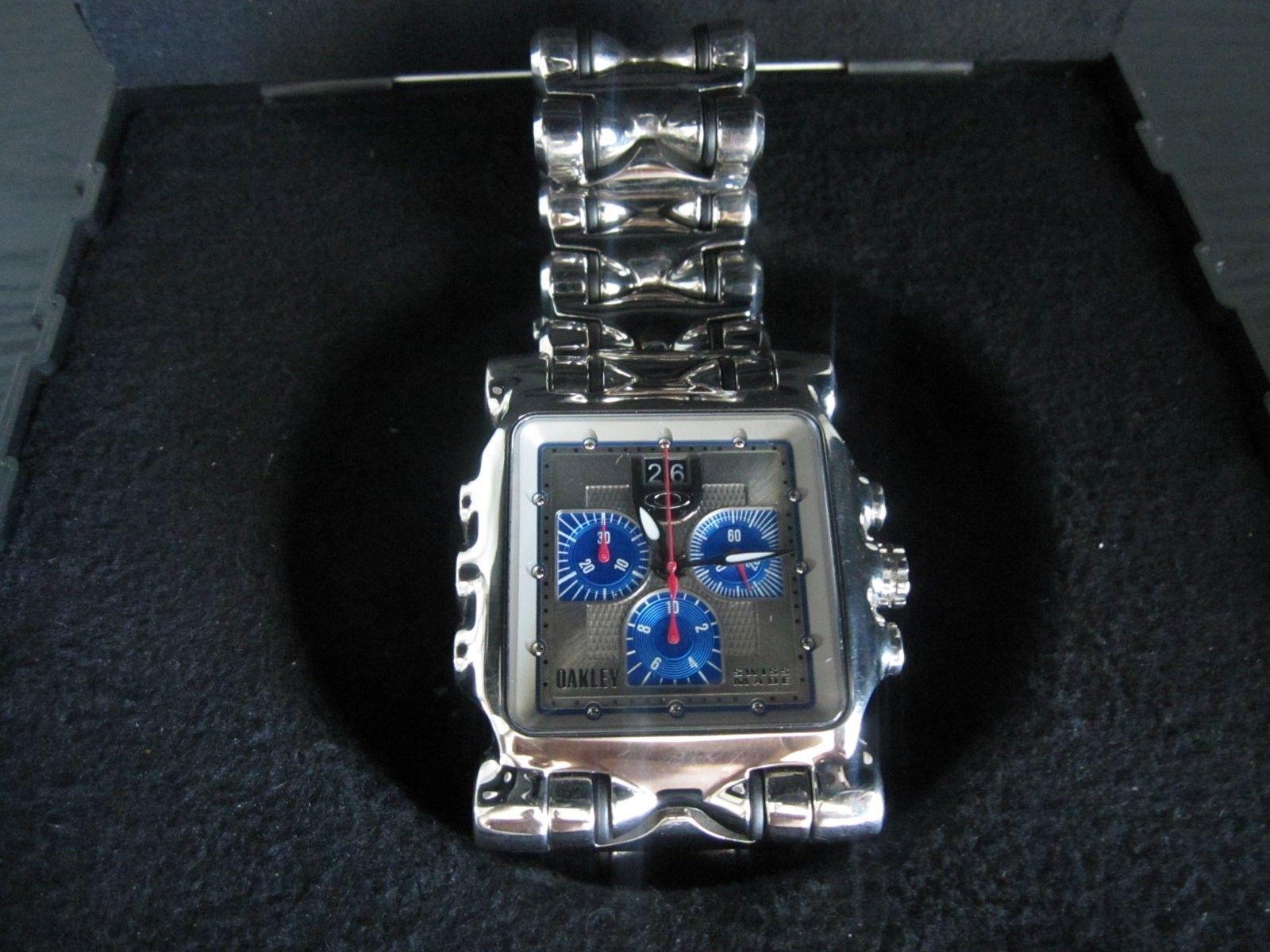 Minute Machine Polished w/Blue Dials - SOLD - IMG_4567.JPG