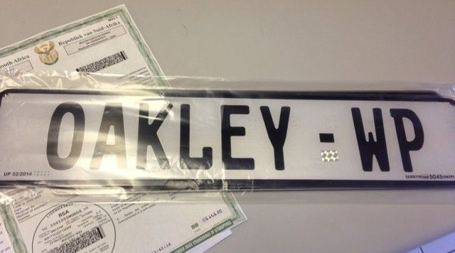 "Picked Up A Set Of ""personalized"" Oakley Plates - IMG_4590_zps6d73e281.jpg"