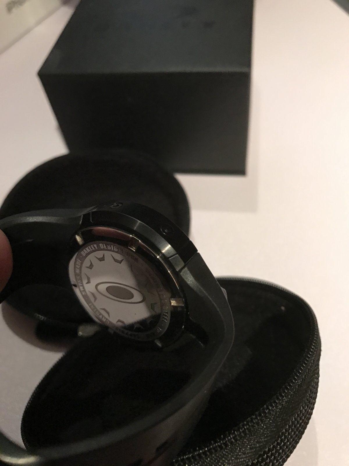 Bottle cap stealth black/black dial and numbers watch - IMG_4601.JPG