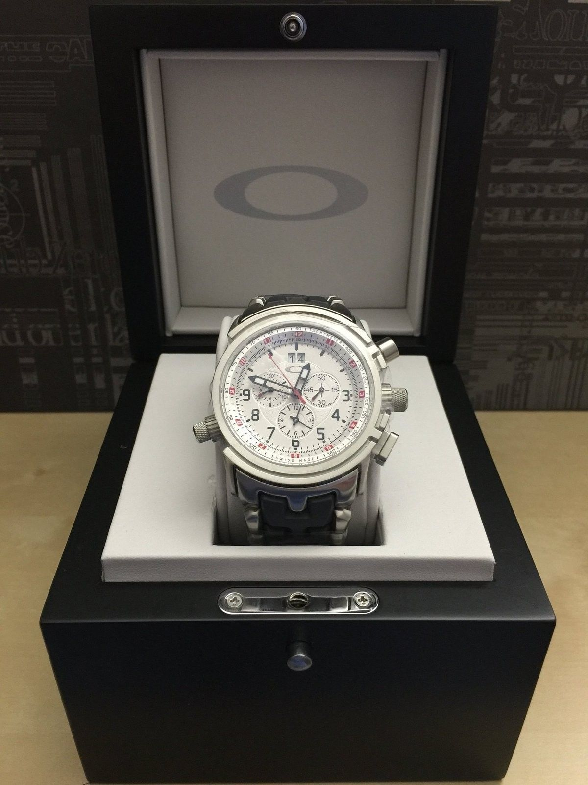 Watches for sale: Brand new 12 Gauge White Dial with Stainless Steel Bracelet (last one) - IMG_4655.JPG