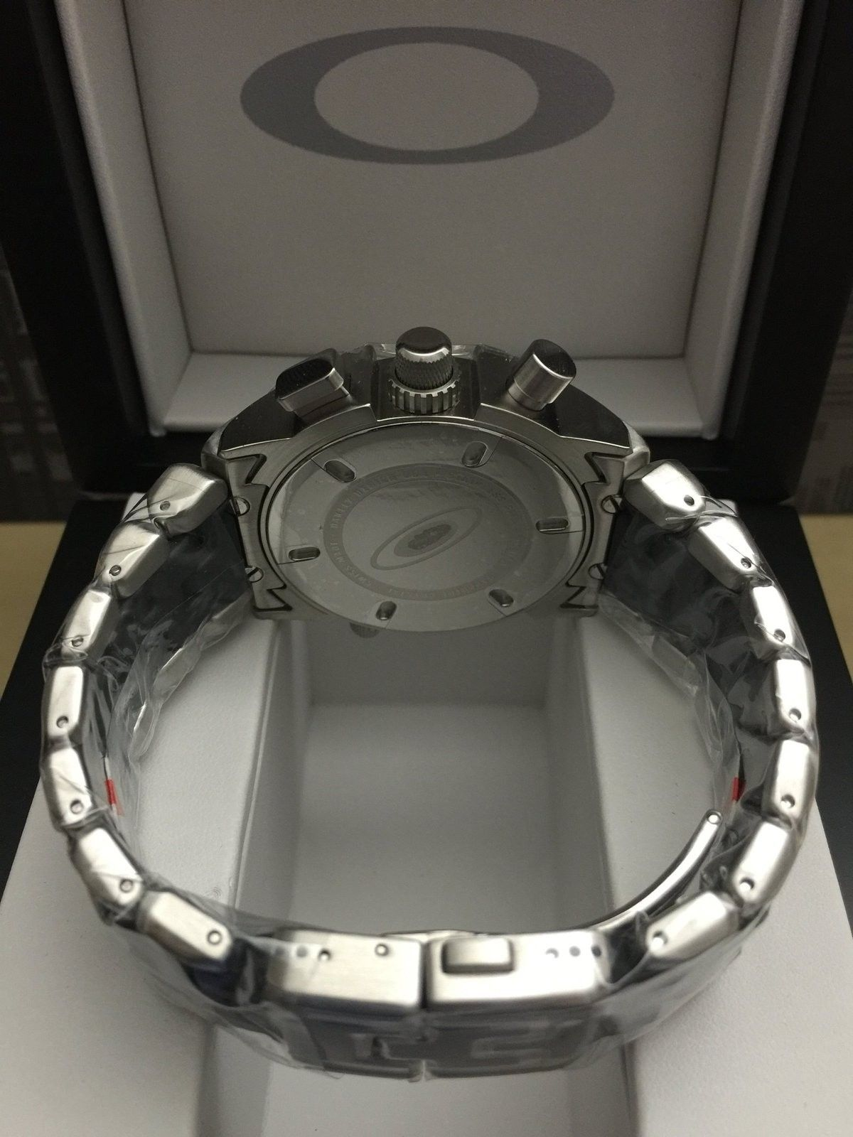 Watches for sale: Brand new 12 Gauge White Dial with Stainless Steel Bracelet (last one) - IMG_4658.JPG