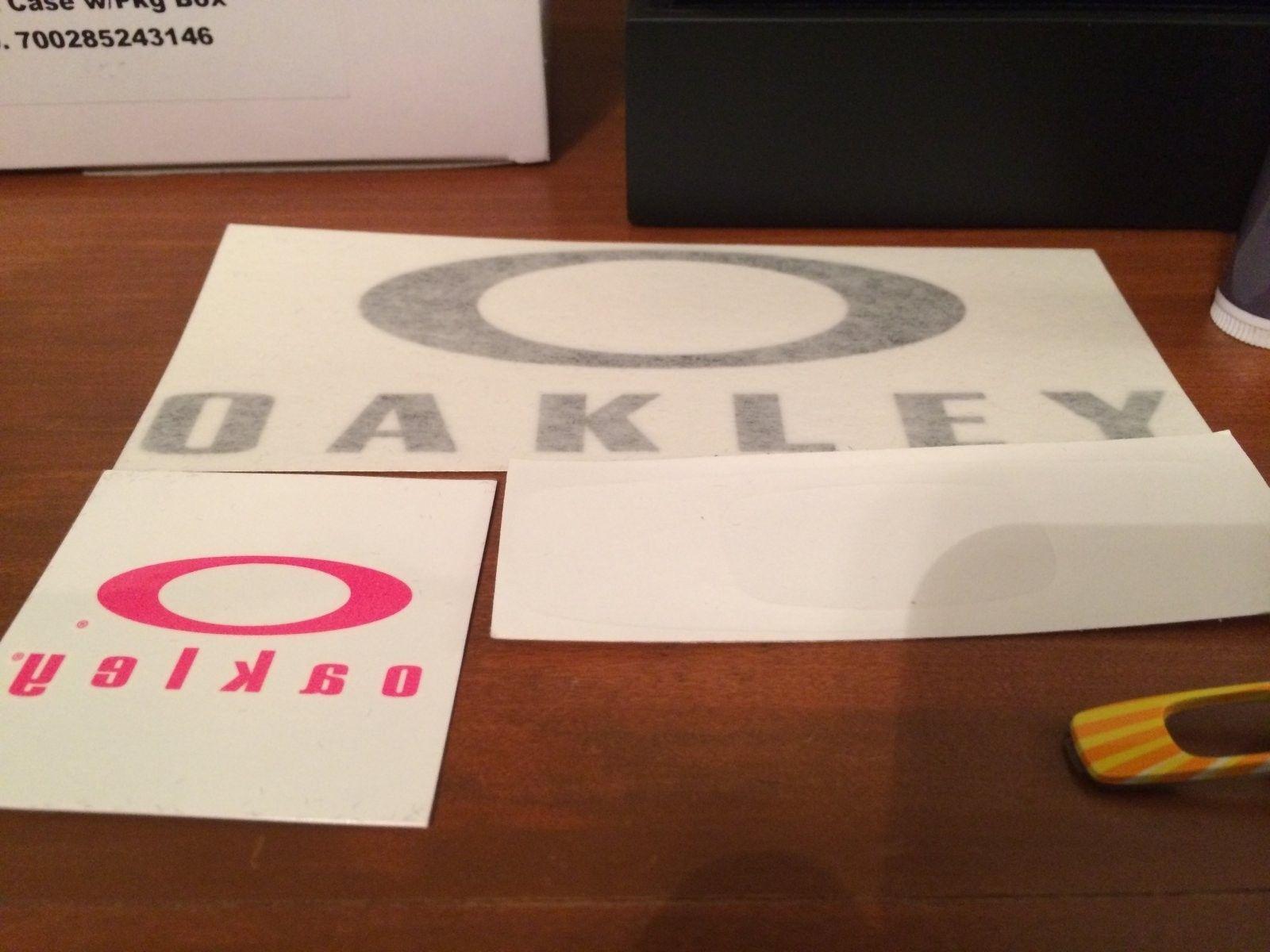 Oakley Contest Package Box W/Pitboss Wooden Case - IMG_4745.JPG