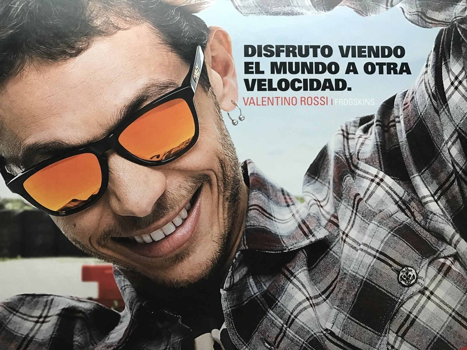 Big display card - Valentino Rossi - frogskins - IMG_4775.JPG