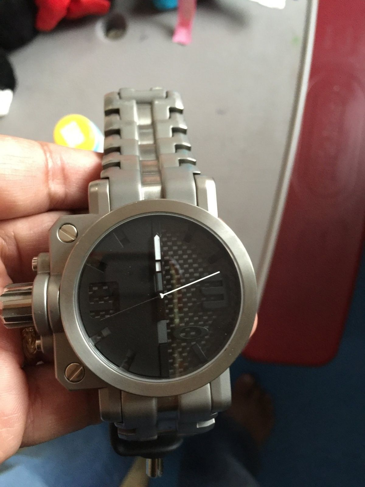 Titanium Gearbox with Titanium band -- price dropped to $750 on 7/6/16 - IMG_4776.JPG
