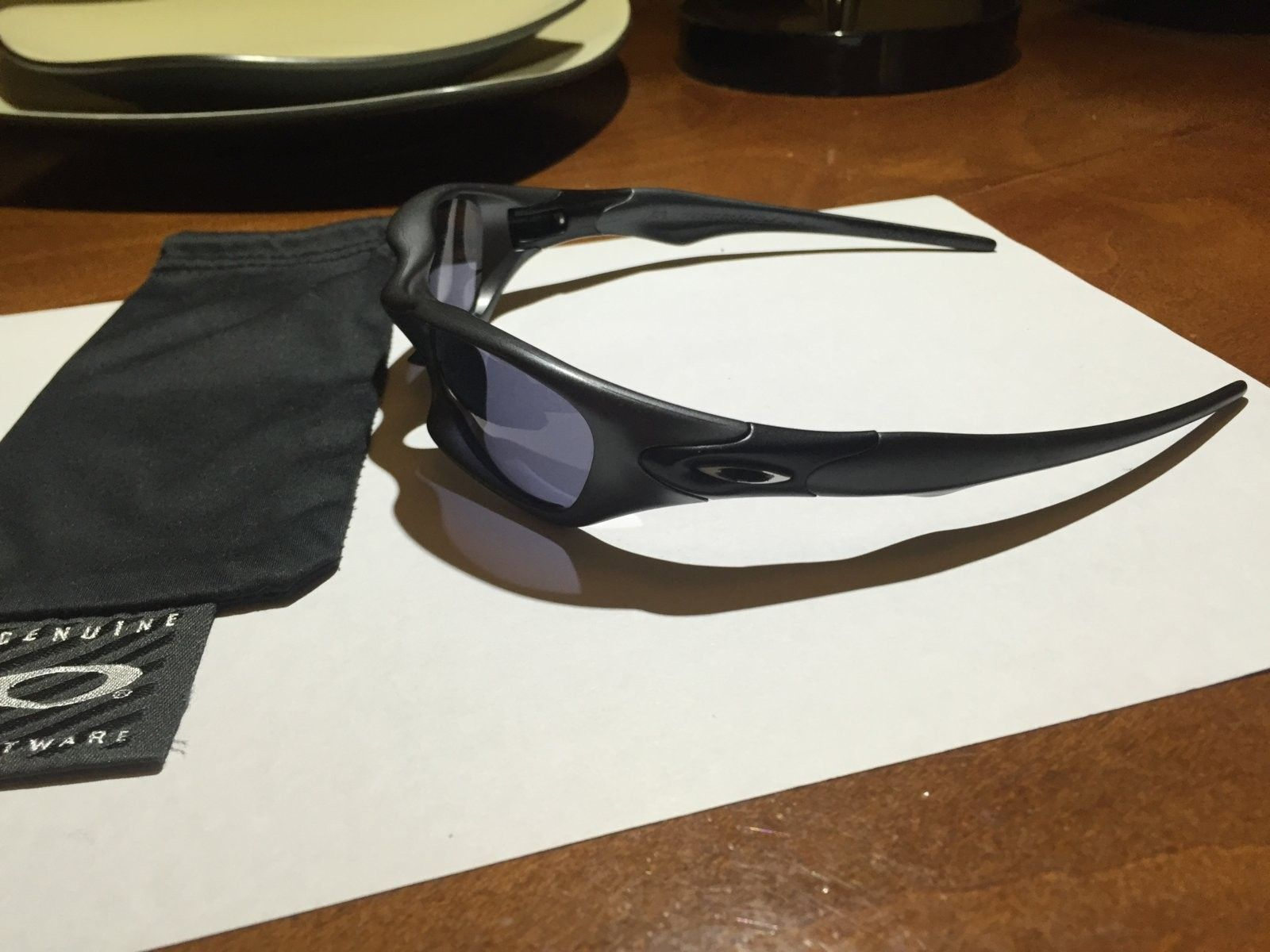Recovered my beloved first pair of Oakleys - IMG_4811.JPG